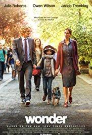 Films, April 05, 2018, 04/05/2018, Stephen Chbosky's Wonder (2017): Child with Differences