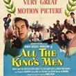 Films, April 12, 2018, 04/12/2018, Robert Rossen's All The King's Men (1949): 3-Time Oscar Winner