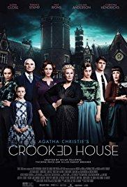 Films, April 12, 2018, 04/12/2018, Gilles Paquet-Brenner's Crooked House (2017): Agatha Christie Mystery