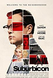Films, April 18, 2018, 04/18/2018, George Clooney's Suburbicon (2017): Less-Than-Ideal 1950s