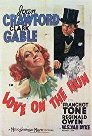 Films, April 26, 2018, 04/26/2018, W.S. Van Dyke's Love On The Run (1936): Chasing Spies Across Europe