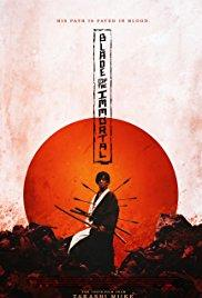 Films, April 19, 2018, 04/19/2018, Takashi Miike's Blade of the Immortal (2017): Japanese Actioner