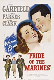 Films, April 23, 2018, 04/23/2018, Delmer Daves's Pride of the Marines (1945): Wounded Soldier Returns