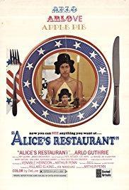 Films, March 09, 2018, 03/09/2018, Arthur Penn's Alice's Restaurant (1969): Song-Inspired Comedy