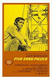 Films, March 30, 2018, 03/30/2018, Bob Rafelson's Five Easy Pieces (1970): Pianist Drops Out