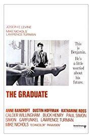 Films, March 23, 2018, 03/23/2018, Mike Nichols's The Graduate (1967): Oscar-Winning Classic