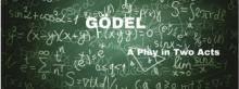 Staged Readings, March 12, 2018, 03/12/2018, Godel: God and Madness