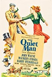 Films, February 14, 2019, 02/14/2019, Two Time Oscar Winning The Quiet Man (1952): Boxer Finds Love