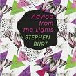 Poetry Readings, April 30, 2018, 04/30/2018, Stephen Burt reads from his book Advice from the Lights