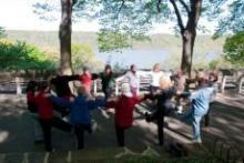Workshops, April 17, 2018, 04/17/2018, Morning Fitness