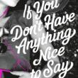 Author Readings, April 29, 2018, 04/29/2018, Leila Sales reads from her book If You Don't Have Anything Nice to Say