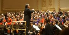 Concerts, May 17, 2018, 05/17/2018, Grammy-nominated choir and orchestra perform Bernstein and more