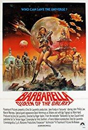 Films, April 17, 2018, 04/17/2018, Roger Vadim's Barbarella (1968): Futuristic Lark