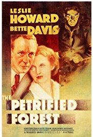Films, January 24, 2019, 01/24/2019, The Petrified Forest (1936): Diner drama with Bette Davis and Humphrey Bogart
