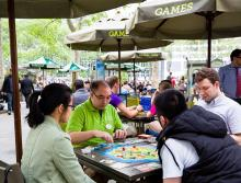 Workshops, August 27, 2019, 08/27/2019, Game Nights in the Park