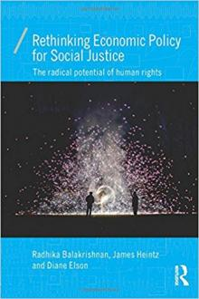 Author Readings, April 17, 2018, 04/17/2018, Rethinking Economic Policy for Social Justice