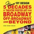 Book Discussions, May 30, 2018, 05/30/2018, Frank 'Fraver' Verlizzo discusses his book Fraver by Design: Five Decades of Theatre Poster Art from Broadway, Off-Broadway, and Beyond