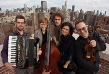 Concerts, June 14, 2018, 06/14/2018, A Blend of Classical, Klezmer, Tango, and More
