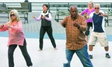 Workshops, October 12, 2018, 10/12/2018, Tai Chi Outdoors