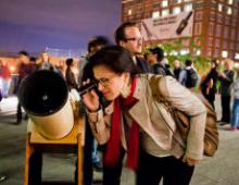 Workshops, August 20, 2019, 08/20/2019, Stargazing in the City