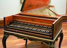 Concerts, December 13, 2018, 12/13/2018, Harpsichord Recital