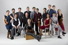 Concerts, July 10, 2018, 07/10/2018, Orchestra performs Mozart, Bartok, Philip Glass