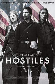 Films, June 14, 2018, 06/14/2018, Scott Cooper's Hostiles (2017): Western