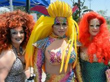 Parades, June 22, 2019, 06/22/2019, Annual Mermaid Parade