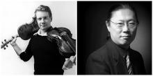 Concerts, June 14, 2018, 06/14/2018, Baroque music for baroque viola and harpsichord