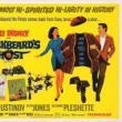 Films, June 05, 2018, 06/05/2018, Blackbeard's Ghost (1968) with Peter Ustinov: American-Italian fantasy comedy