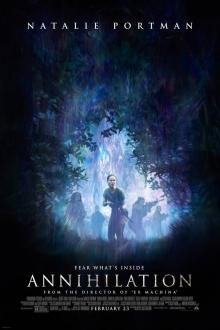 Films, July 12, 2018, 07/12/2018, Natalie Portman in Annihilation (2018): Sci-Fi Psychological Horror