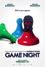 Films, October 12, 2018, 10/12/2018, Game Night (2018): Black Comedy