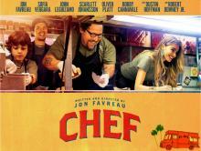 Films, November 09, 2018, 11/09/2018, Chef (2014) with Robert Downey Jr., Scarlett Johansson, Sofía Vergara, Dustin Hoffman.