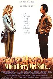 Movie in a Parks, July 17, 2019, 07/17/2019, Rob Reiner's When Harry Met Sally... (1989): Romantic Comedy with Billy Crystal, Meg Ryan, Carrie Fisher (Outdoors)