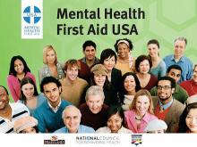 Lectures, January 12, 2019, 01/12/2019, Mental Health First Aid Training