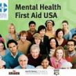 Lectures, October 20, 2018, 10/20/2018, Mental Health First Aid Training