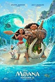 Movie in a Parks, June 12, 2021, 06/12/2021, (IN-PERSON, outdoors) Moana (2016): Animated Adventure