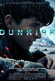 Films, May 31, 2019, 05/31/2019, Christopher Nolan's Dunkirk (2017): 3-Time Oscar Winner (outdoors)