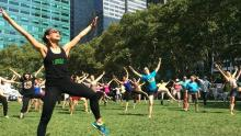 Workshops, August 22, 2020, 08/22/2020, Dance Class in a Park (in-person)
