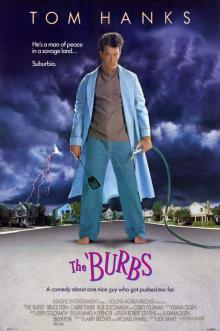 Films, December 01, 2018, 12/01/2018, The Burbs (1989): comedy thriller with Tom Hanks