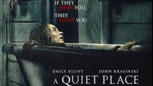 Films, February 08, 2019, 02/08/2019, A Quiet Place (2018): A Post-Apocalyptic World