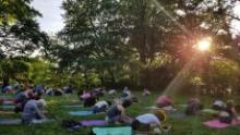 Workshops, June 12, 2019, 06/12/2019, Sunset Yoga