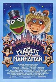 Movie in a Parks, August 12, 2019, 08/12/2019, The Muppets Take Manhattan (1984): Kermit and Friends Head to Broadway (Outdoors)