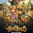 Movie in a Parks, October 02, 2018, 10/02/2018, The Boxtrolls (2014): Animated Comedy with Ben Kingsley, Nick Frost -- Outdoors