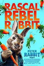 Movie in a Parks, July 25, 2019, 07/25/2019, Peter Rabbit (2018): Animated Adaptation of the Children's Classic (Outdoors)