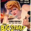 Films, September 27, 2018, 09/27/2018, The Big Street (1942): love story