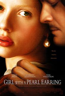 Films, April 12, 2019, 04/12/2019, Oscar-Nominated Girl With A Pearl Earring (2003): Vermeer's Muse