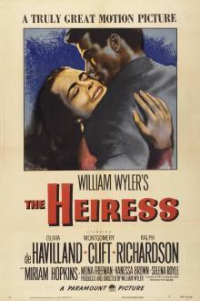 Films, November 01, 2018, 11/01/2018, The Heiress (1949): Winner of 4 Oscars