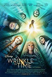 Films, January 25, 2019, 01/25/2019, A Wrinkle in Time (2018) with Oprah Winfrey, Reese Witherspoon, Mindy Kaling