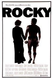Films, November 09, 2018, 11/09/2018, Rocky (1976): Palooka Comes Out on Top in 3-Time Oscar Winner